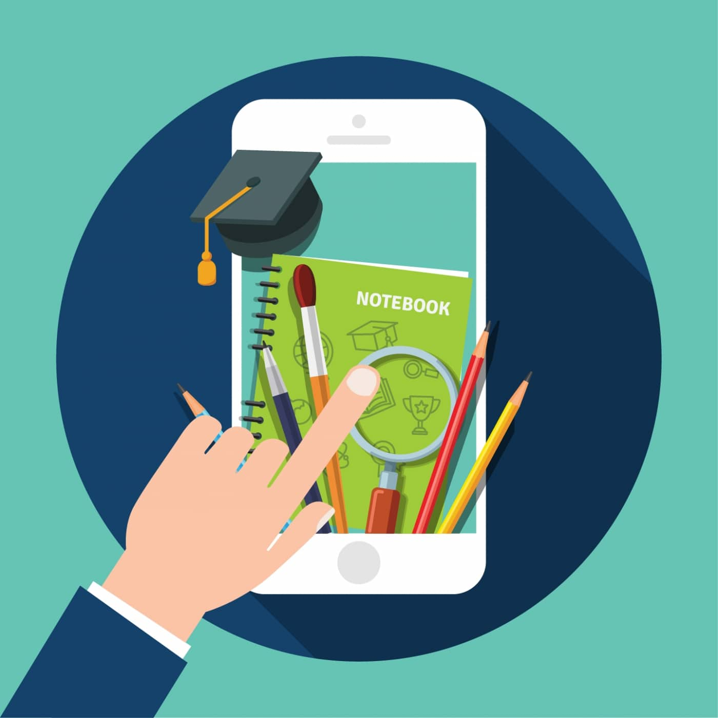 تطبيقات الجوال التعليمية الأكثر انتشارا 2019