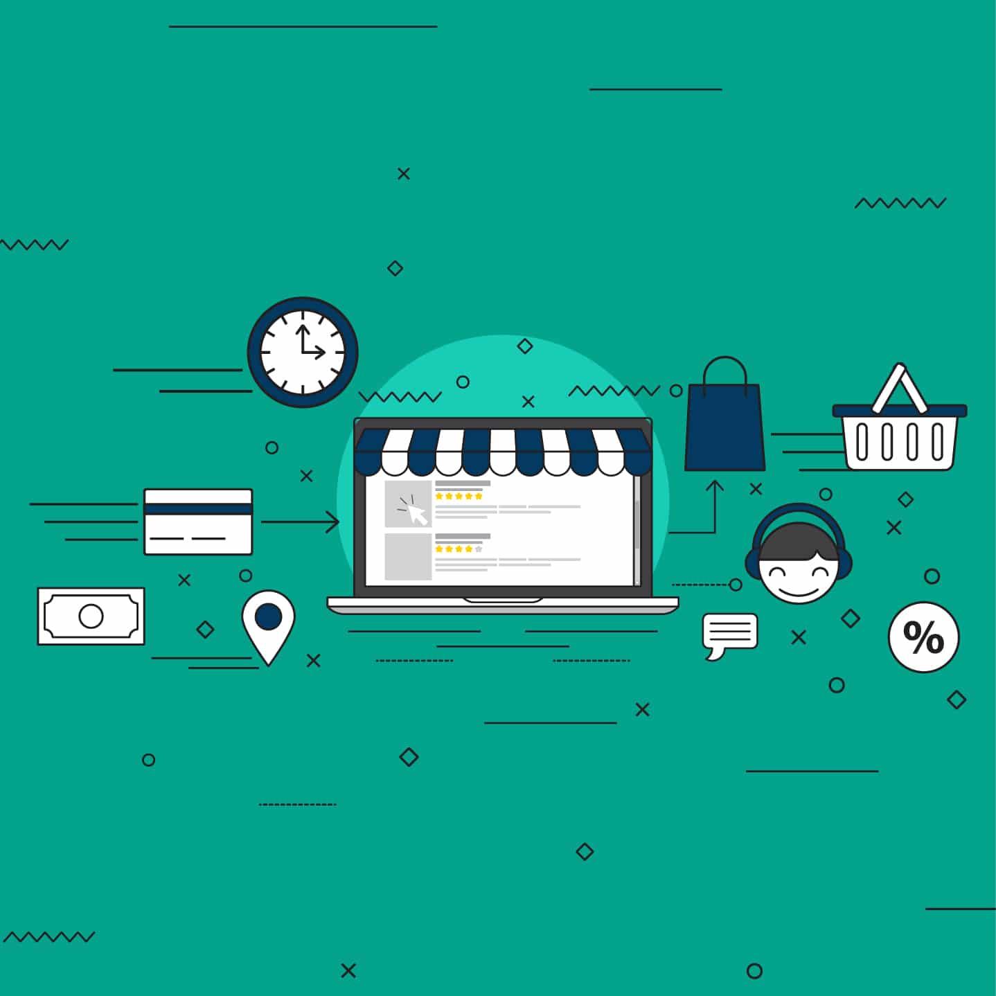 تقرير هام عن التجارة الالكترونية في الوطن العربي
