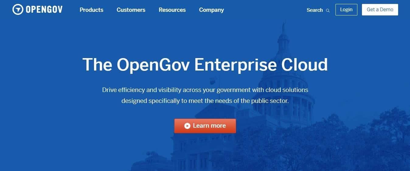 opengov-platform